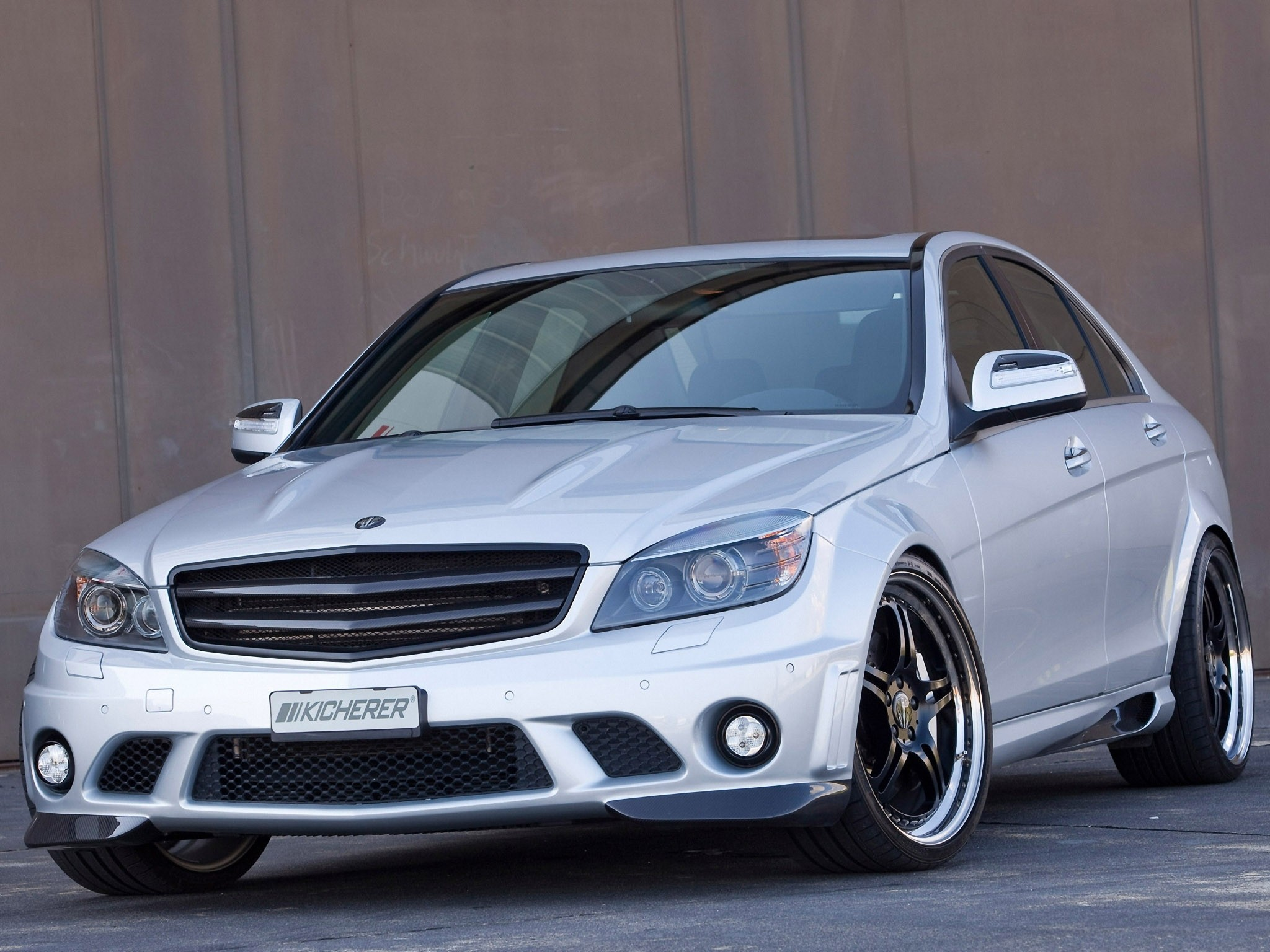 Kicherer_Mercedes C Klasse C63 Supersport W204 2009