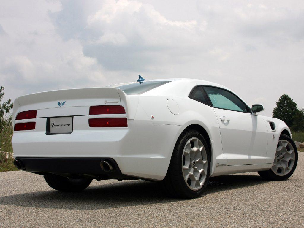 2009 Lingenfelter - Chevrolet Camaro Trans-Am Concept
