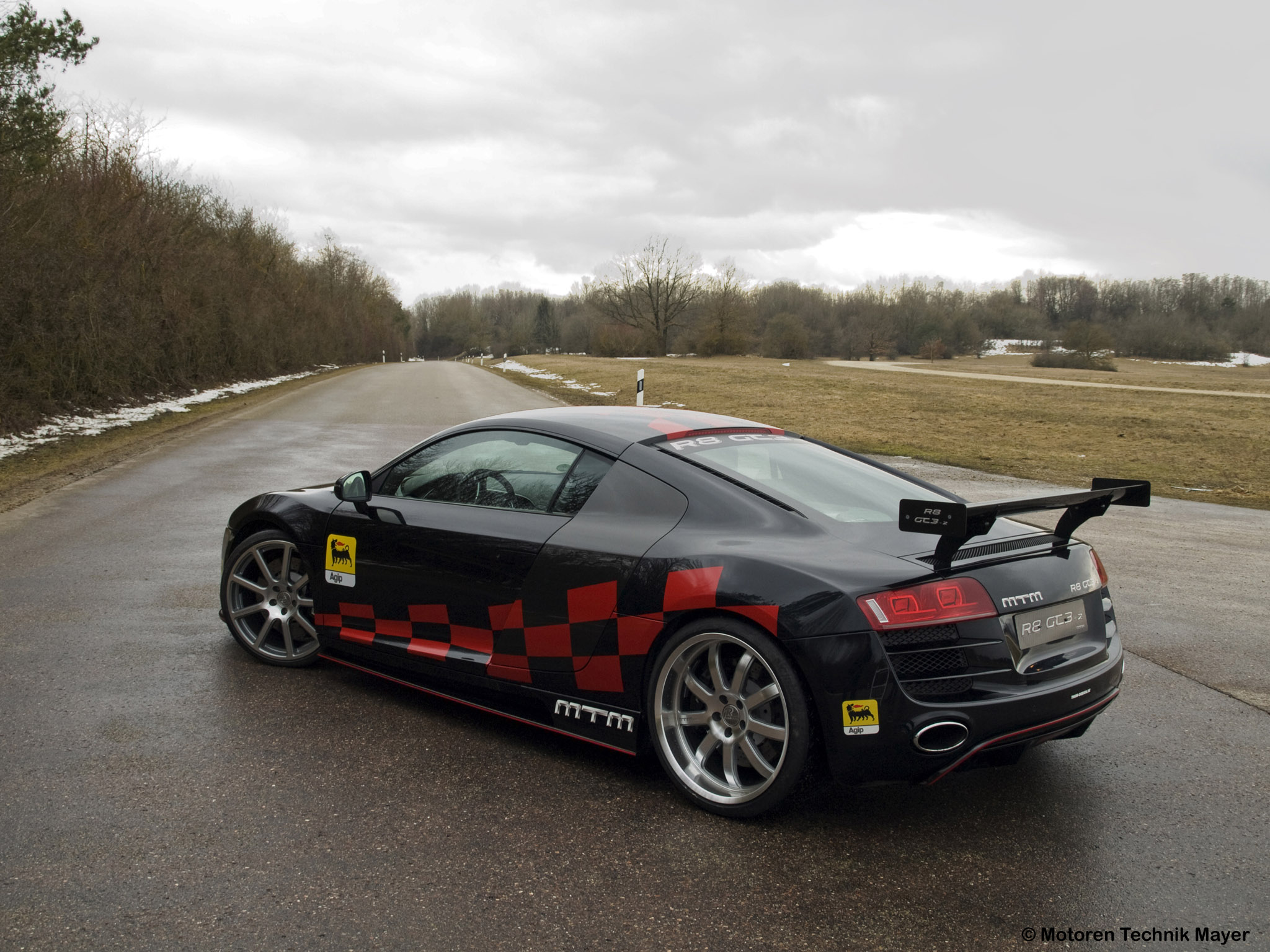 2010 MTM - Audi R8 GT3 2
