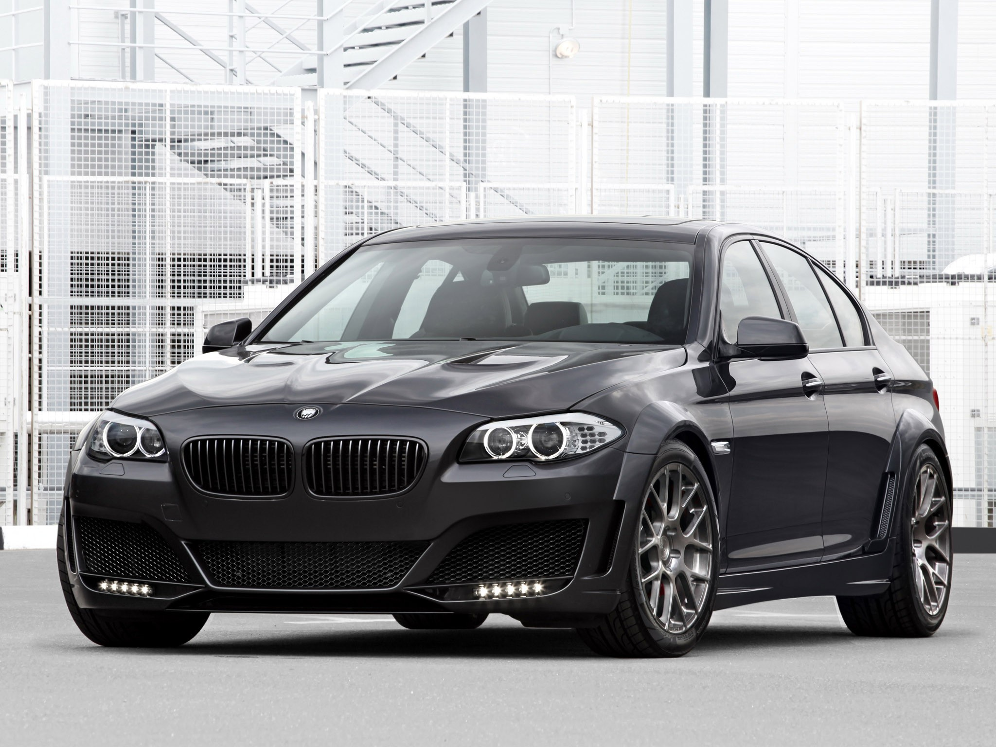 2010 Lumma Design - Bmw 5 Series F10 CLR 500 RS2
