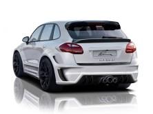 2010 Lumma Design - Porsche Cayenne CLR 550 GT