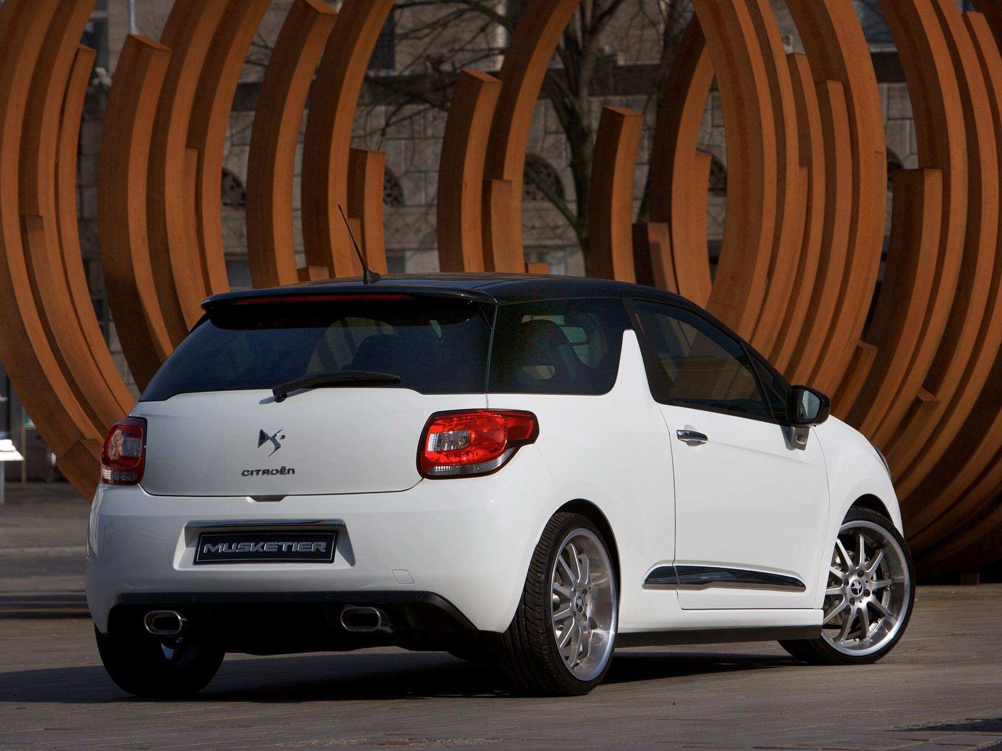 2010 Musketier Citroen DS3