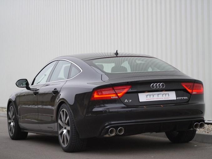 2011 MTM - Audi A7