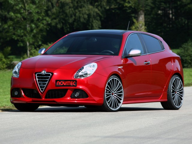 2011 Novitec Alfa Romeo Giulietta