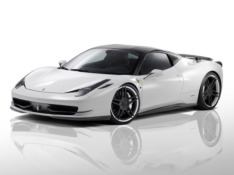 2011 Novitec Ferrari 458 Italia