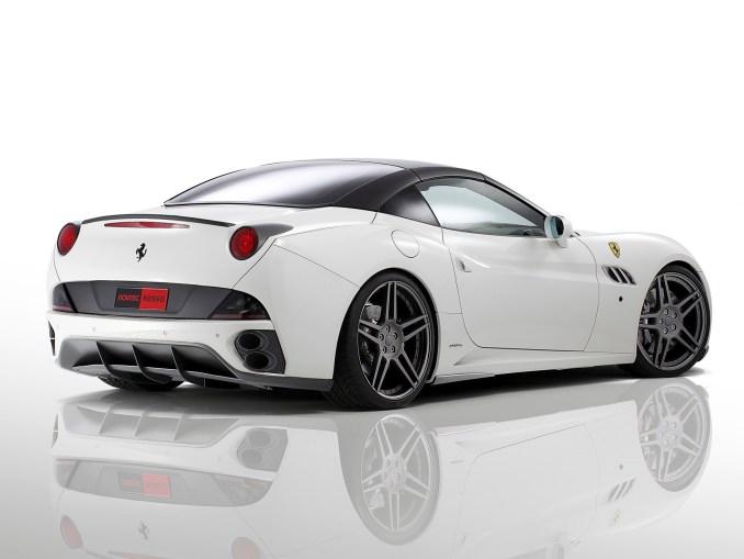 2011 Novitec Ferrari California Race 606