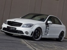 2011 Kicherer Mercedes C63 AMG White Edition