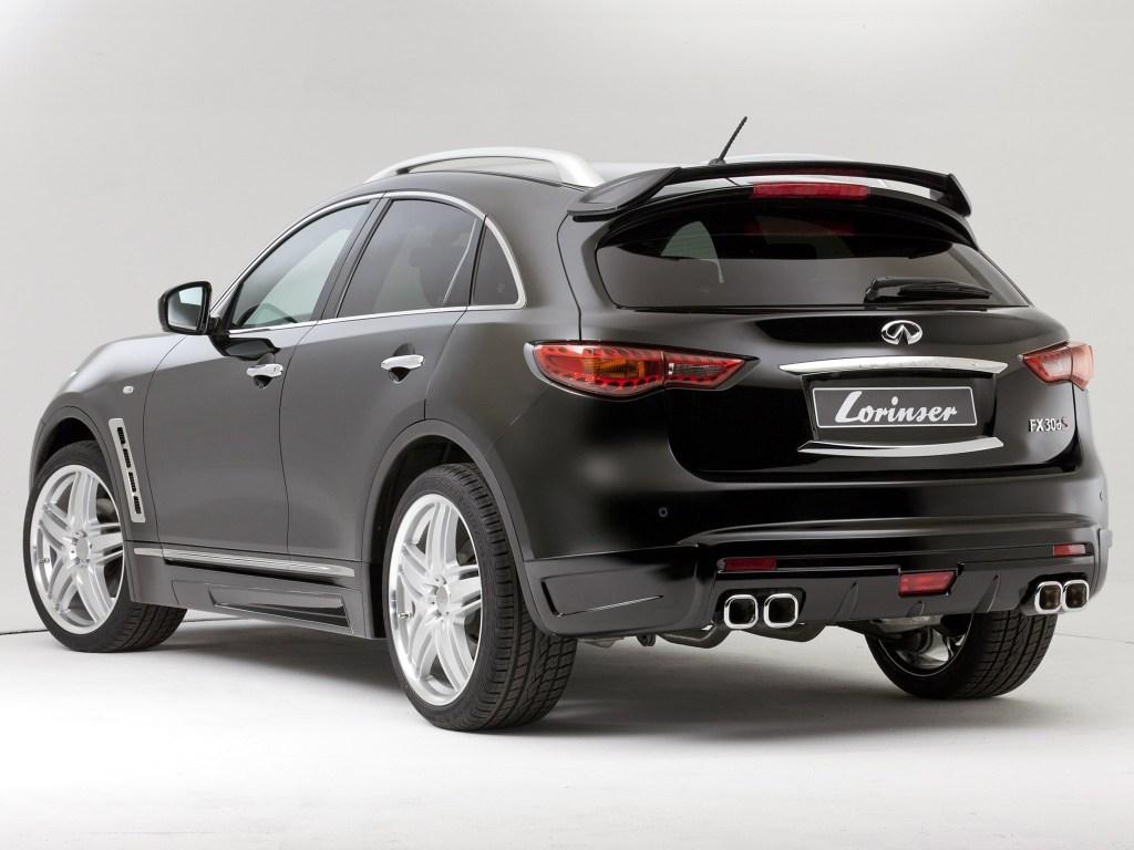 2011 Lorinser Infiniti FX30D S