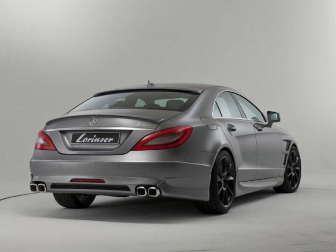 2011 Lorinser Mercedes CLS C218