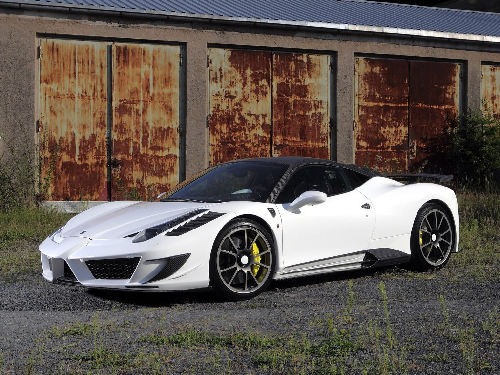 2011 Mansory Ferrari Siracusa