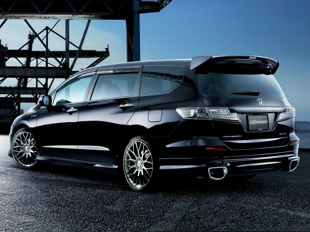 2011 Mugen Honda Odyssey
