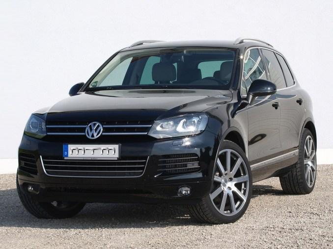 2012 MTM - Volkswagen Touareg TDI