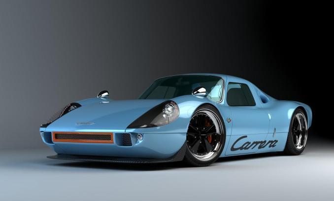 2012 GWA - Porsche P/904 Carrera