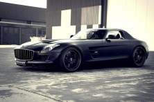 2012 Kicherer - AMG Mercedes SLS Supercharged GT