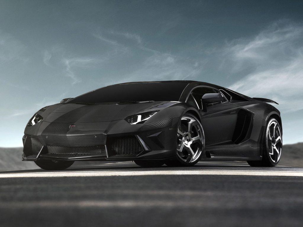 2012 Mansory - Lamborghini Aventador LP700-4 Carbonado