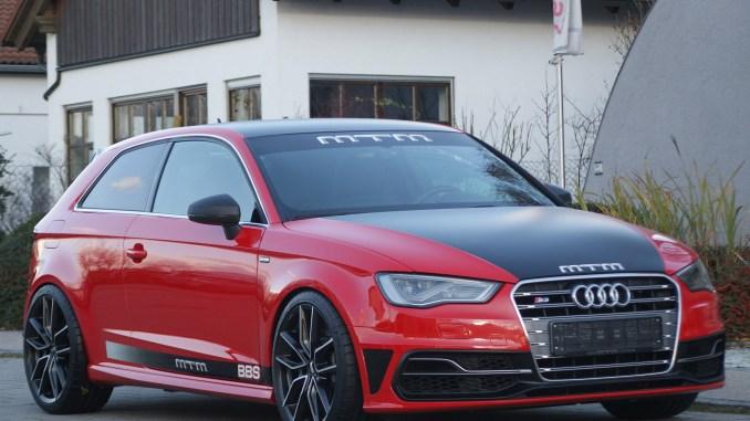 2013 MTM - Audi S3 With BBS XA Wheels