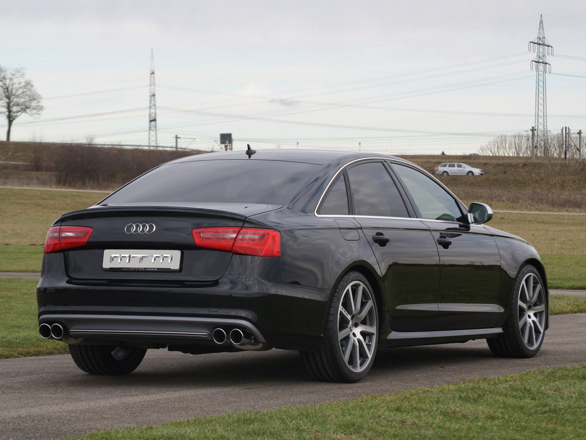2013 MTM - Audi S6