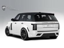 2013 Lumma Design - Range Rover CLR R