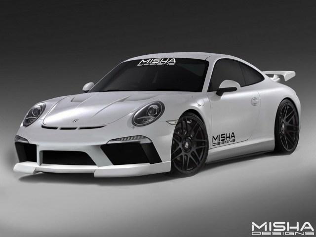 2013 Misha Designs - Porsche 911