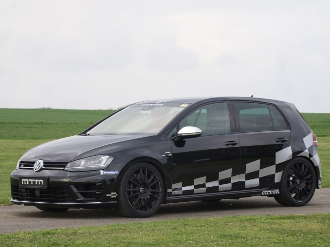 2014 MTM - Volkswagen Golf R 4motion