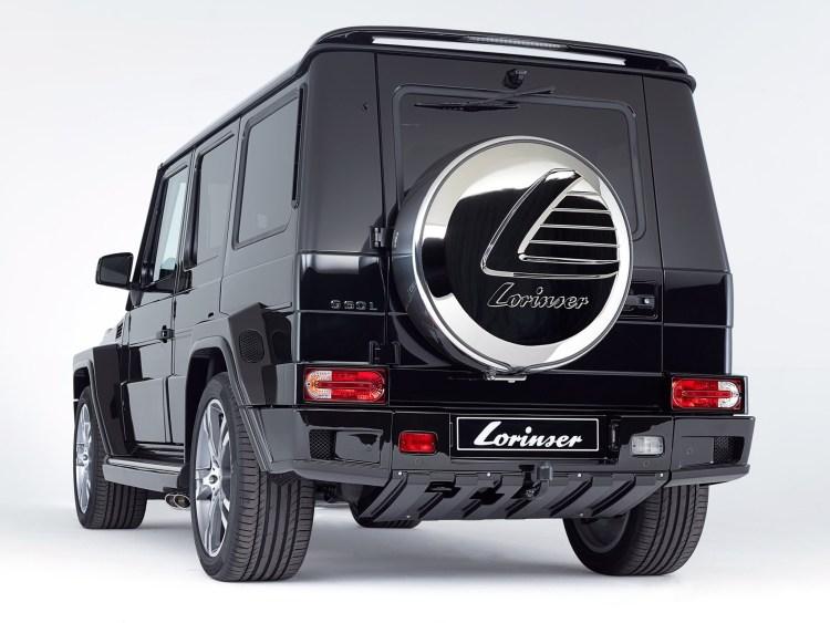 2014 Lorinser Mercedes G Klasse G60l W463