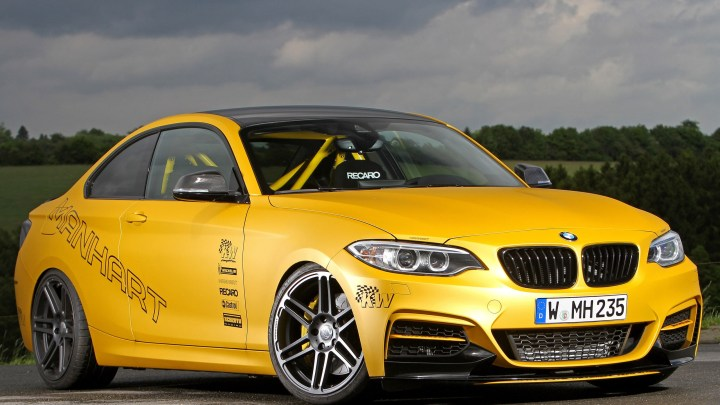 Manhart 2014 – Bmw M235i Coupe MH2 Clubsport