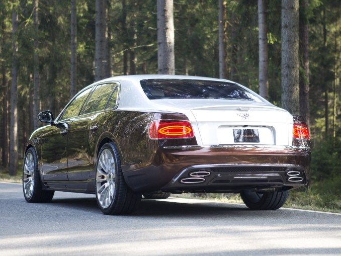 2014 Mansory - Bentley Continental Flying Spur