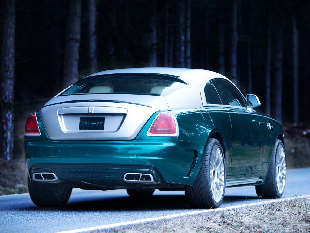 2014 Mansory Rolls Royce Wraith