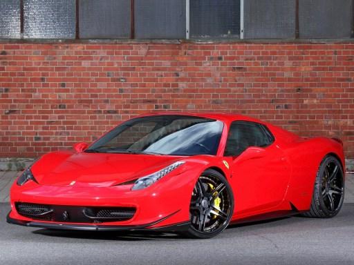 2014 Mec Design - Ferrari 458 Italia