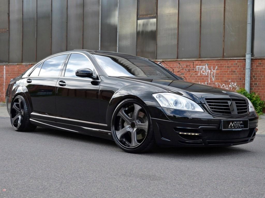2014 Mec Design - Mercedes Classe S S500 W221