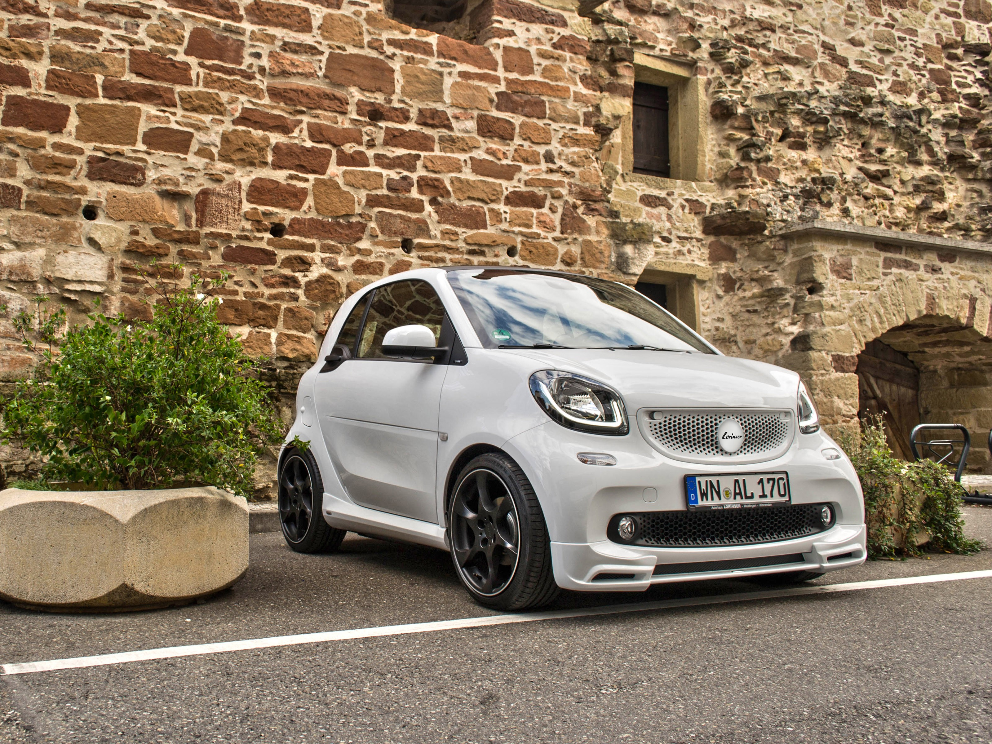 2015 Lorinser Smart Fortwo Coupe