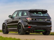 2015 Lumma Design - Landrover Range Rover CLR SV