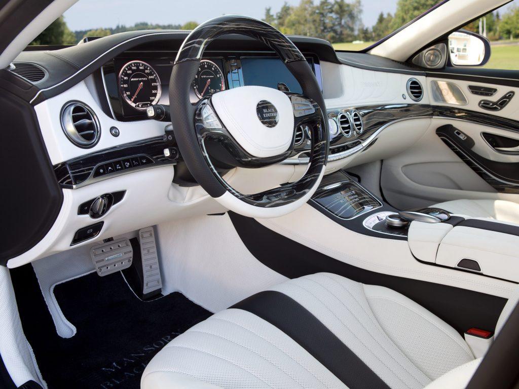 2015 Mansory - AMG Mercedes S63 Black Edition W222
