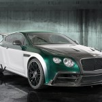 2015 Mansory - Bentley Continental GT Race