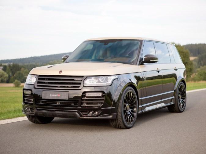 2015 Mansory - Range Rover Autobiography LWB L405