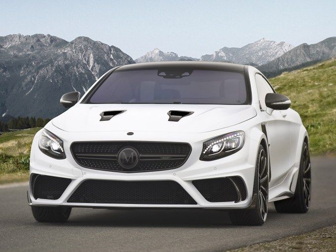 2016 Mansory Mercedes S Coupe C217