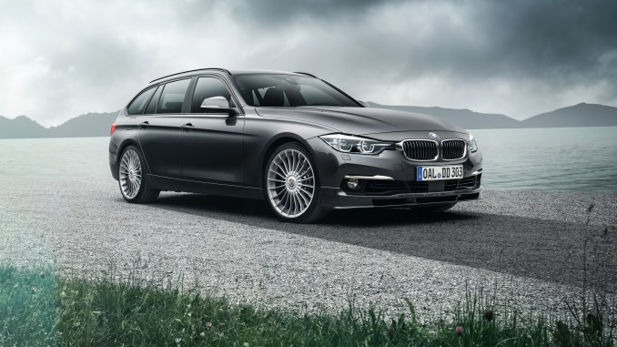 2016 Alpina D3 BiTurbo Touring F31