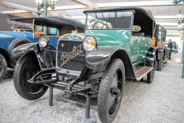 1920 Berliet Torpédo Type VL
