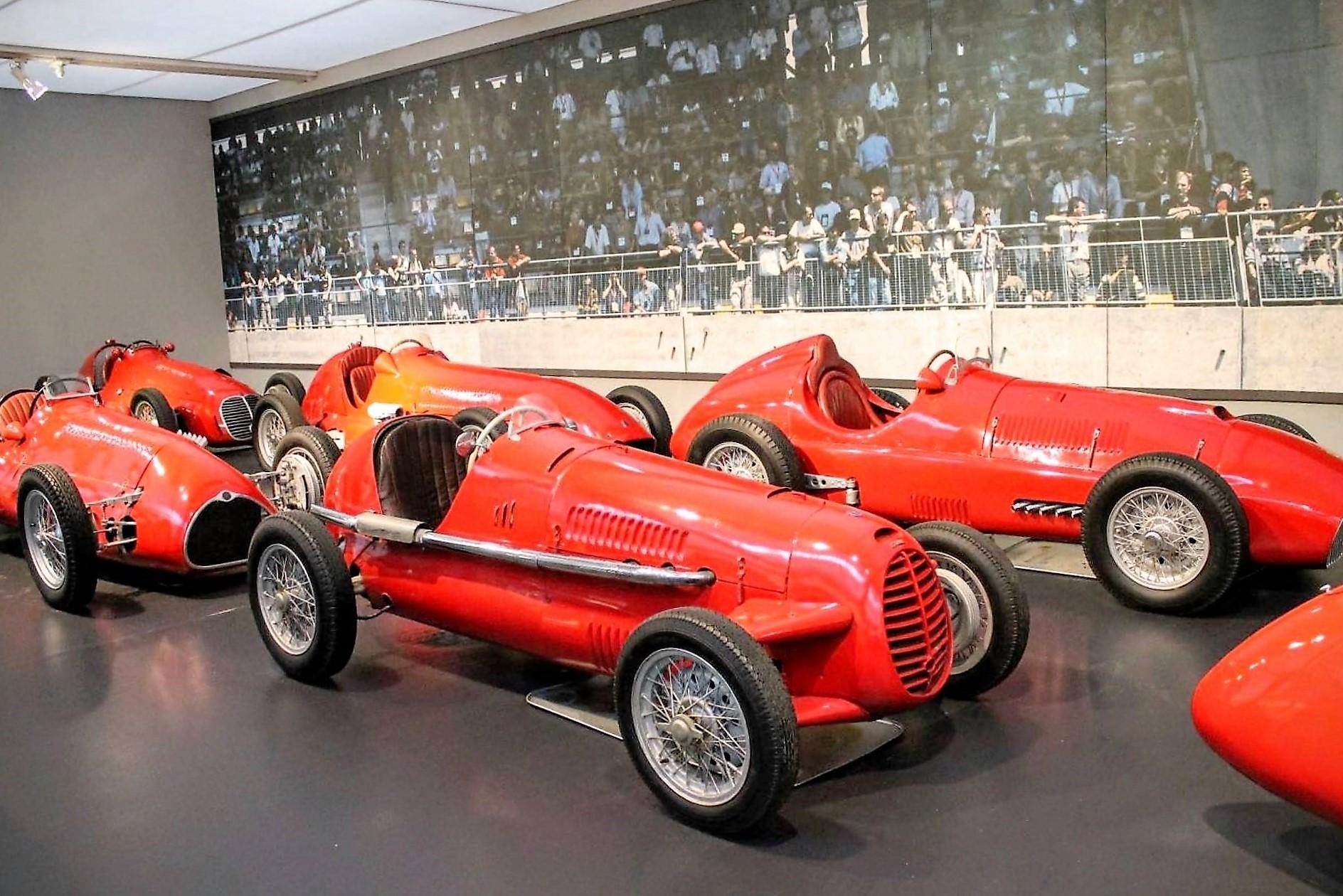 Cisitalia D46 de Grand Prix de 1948