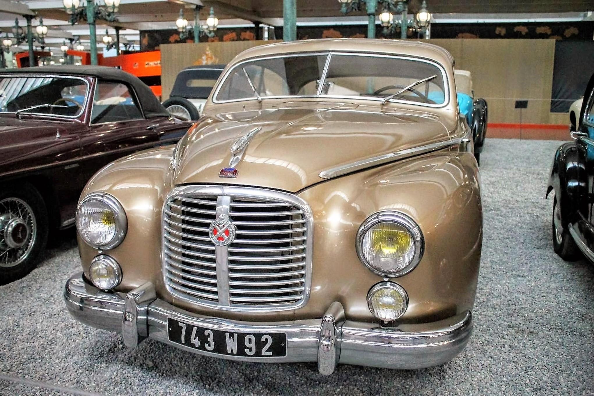 Musee Automobiles De Mulhouse