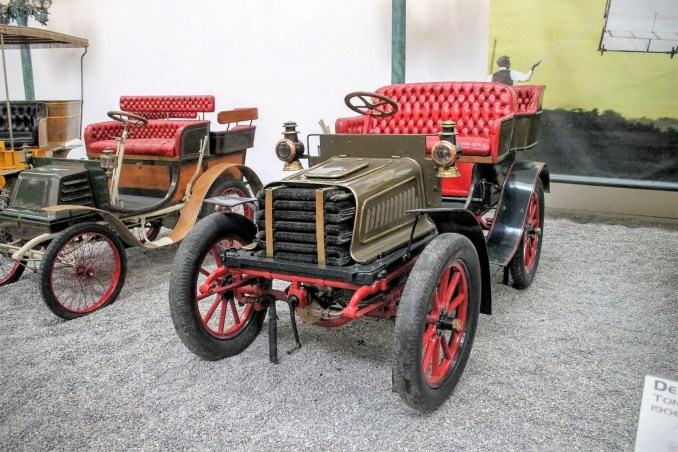 Decauville 10 HP