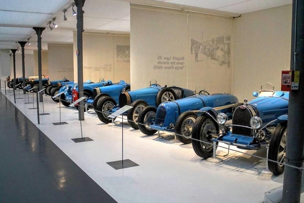 Bugatti Collection Musee Automobiles De Mulhouse
