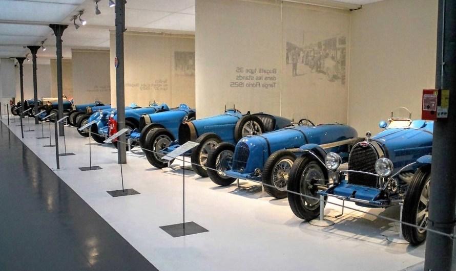 Musée Automobile de Mulhouse – La plus importante collection de Bugatti