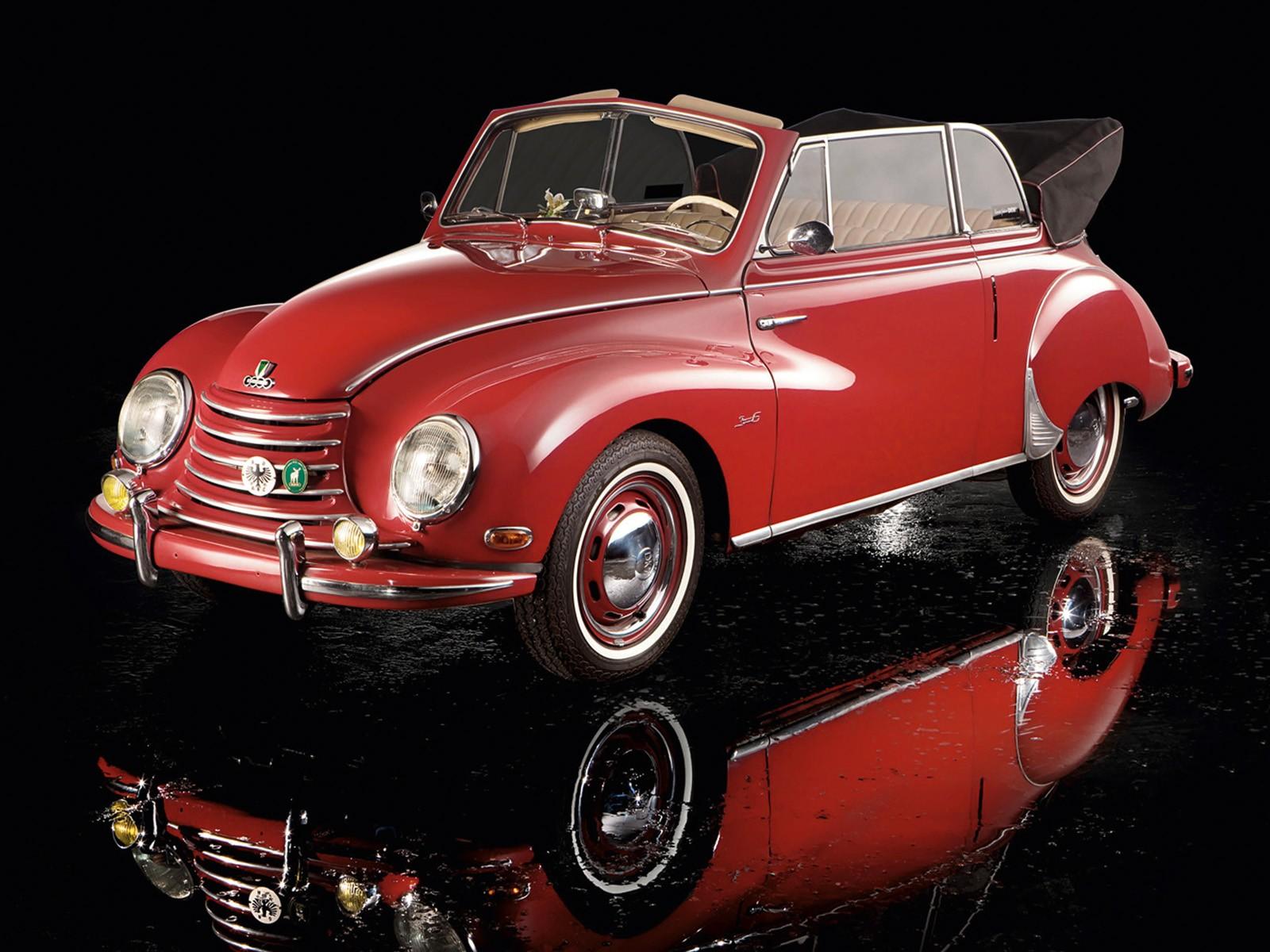 1955 DKW 3=6 Cabrio F93 r2
