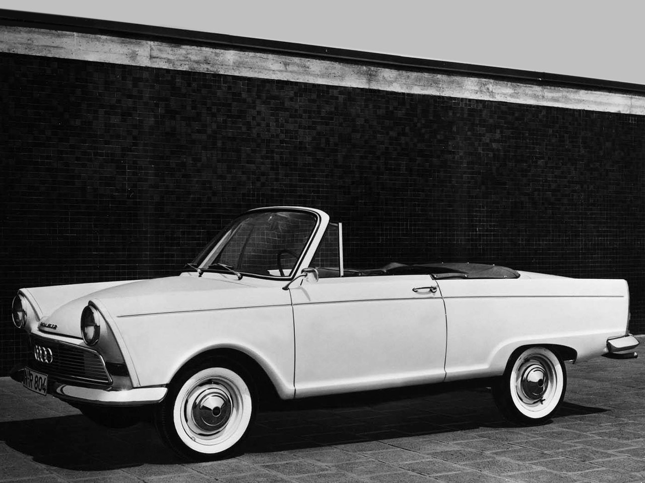 1964 DKW F12 Roadster