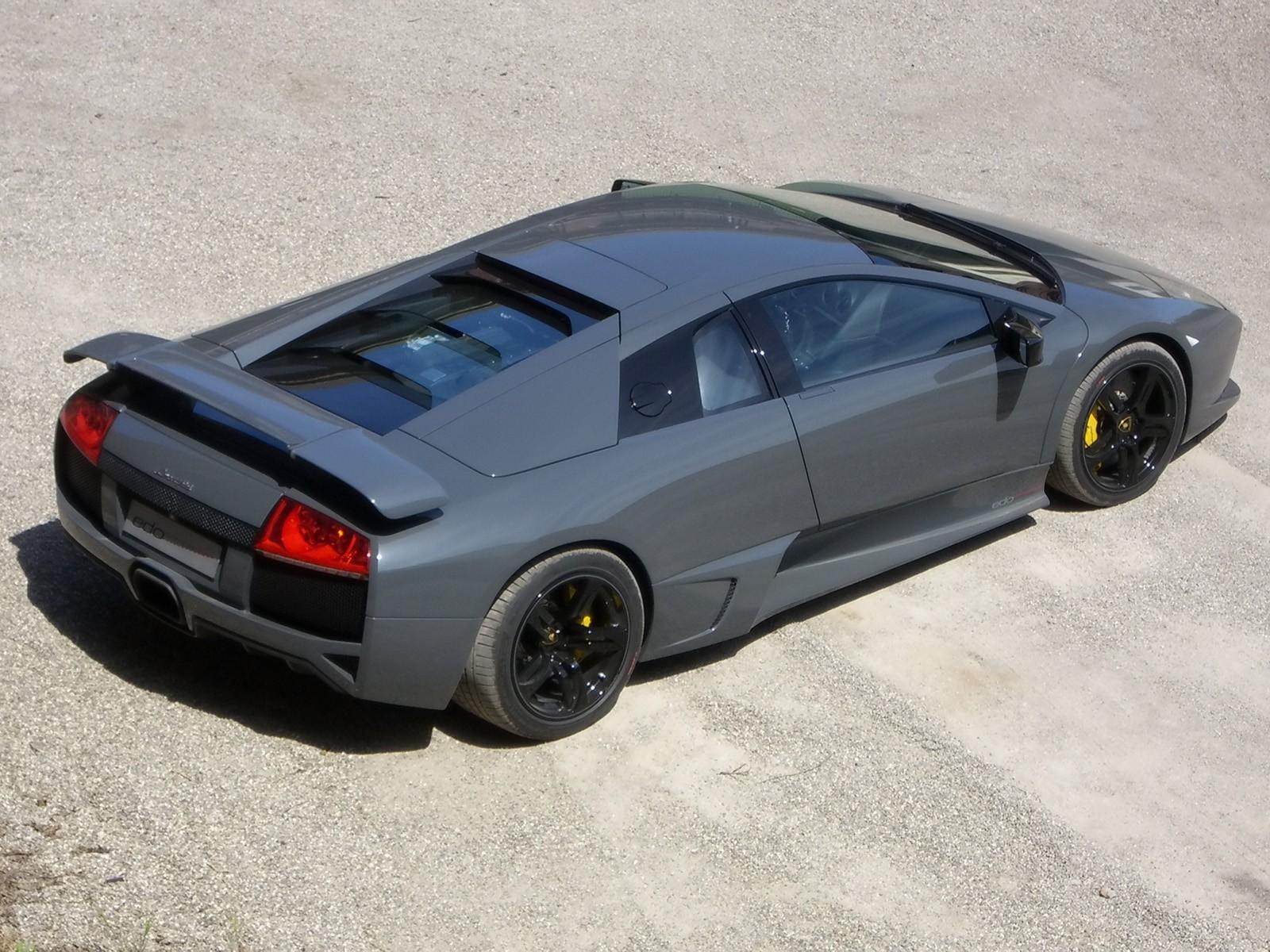 2007 Edo Competition Lamborghini Murcielago lp640