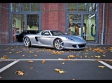 2008 Edo Competition Porsche Carrera GT