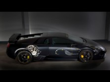 2009 Edo Competition - Lamborghini LP710 Audigier Limited Edition