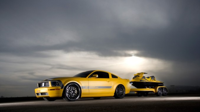 2007 Parotech Cesam Ford Mustang