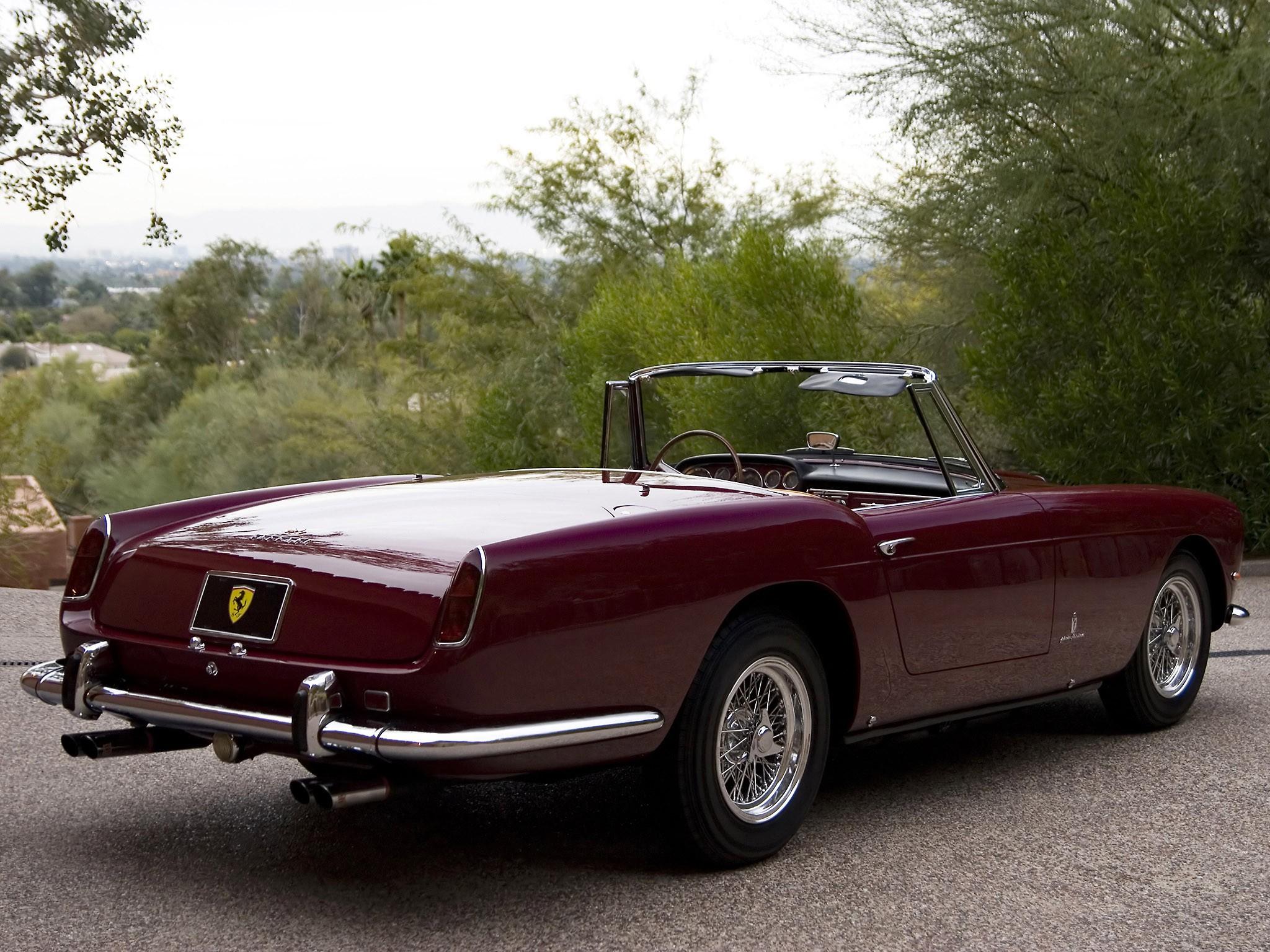 1960 Pininfarina Ferrari 250 GT Cabriolet Serie II